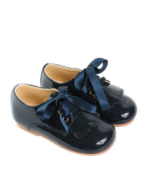 ZAPATO BLUCHER CHAROL MARINO RUTH SHOES
